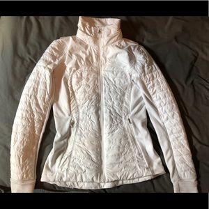 white lululemon women's jacket